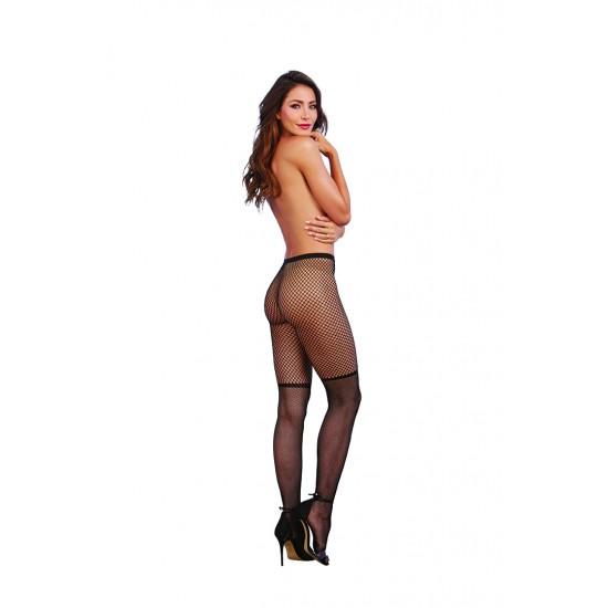 Σέξι γυναικείο διχτυωτό καλσόν Dreamgirl