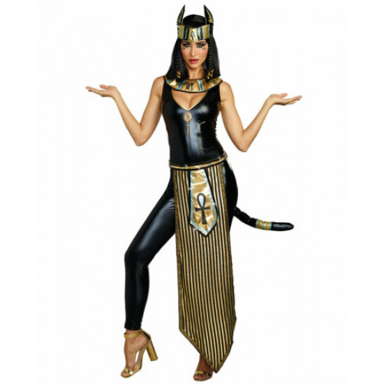 Σέξι γυναικεία στολή ''Kitty of the Nile''