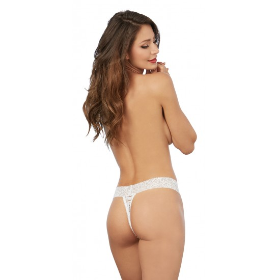 Σέξι γυναικείο εσώρουχο στρινγκ δαντέλα