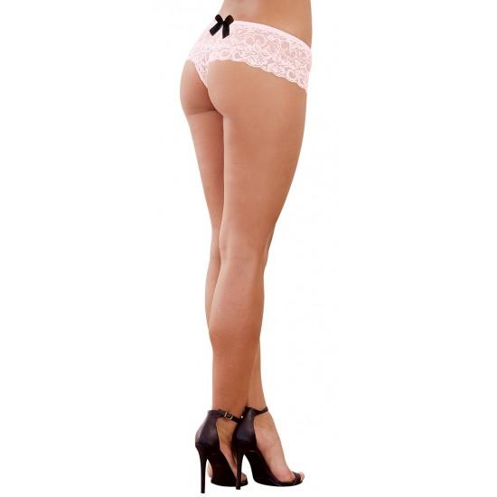 Γυναικείο εσώρουχο μπόξερ-brazil δαντέλα!